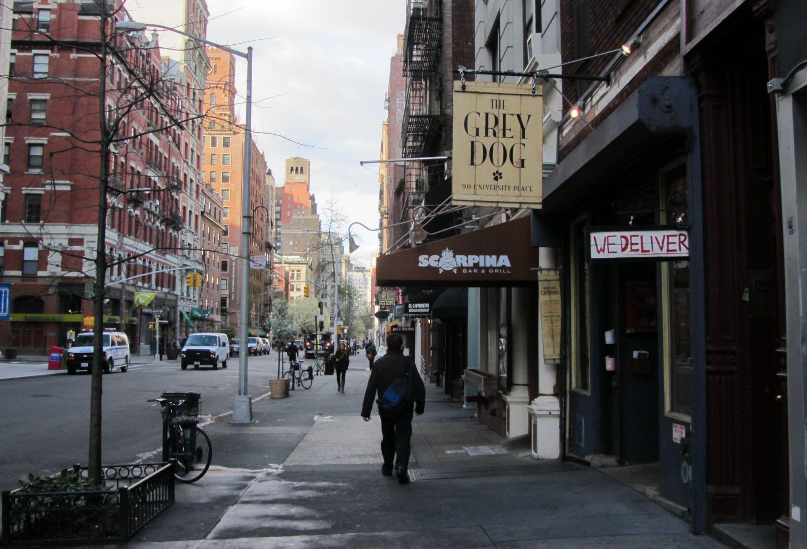 Grey Dog Bedford And Carmine : New york eating breakfast at grey dog coffee elaine is